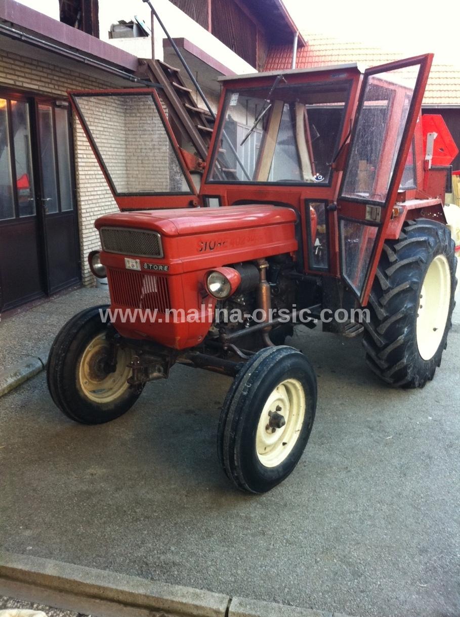 Traktor Štore 402 super